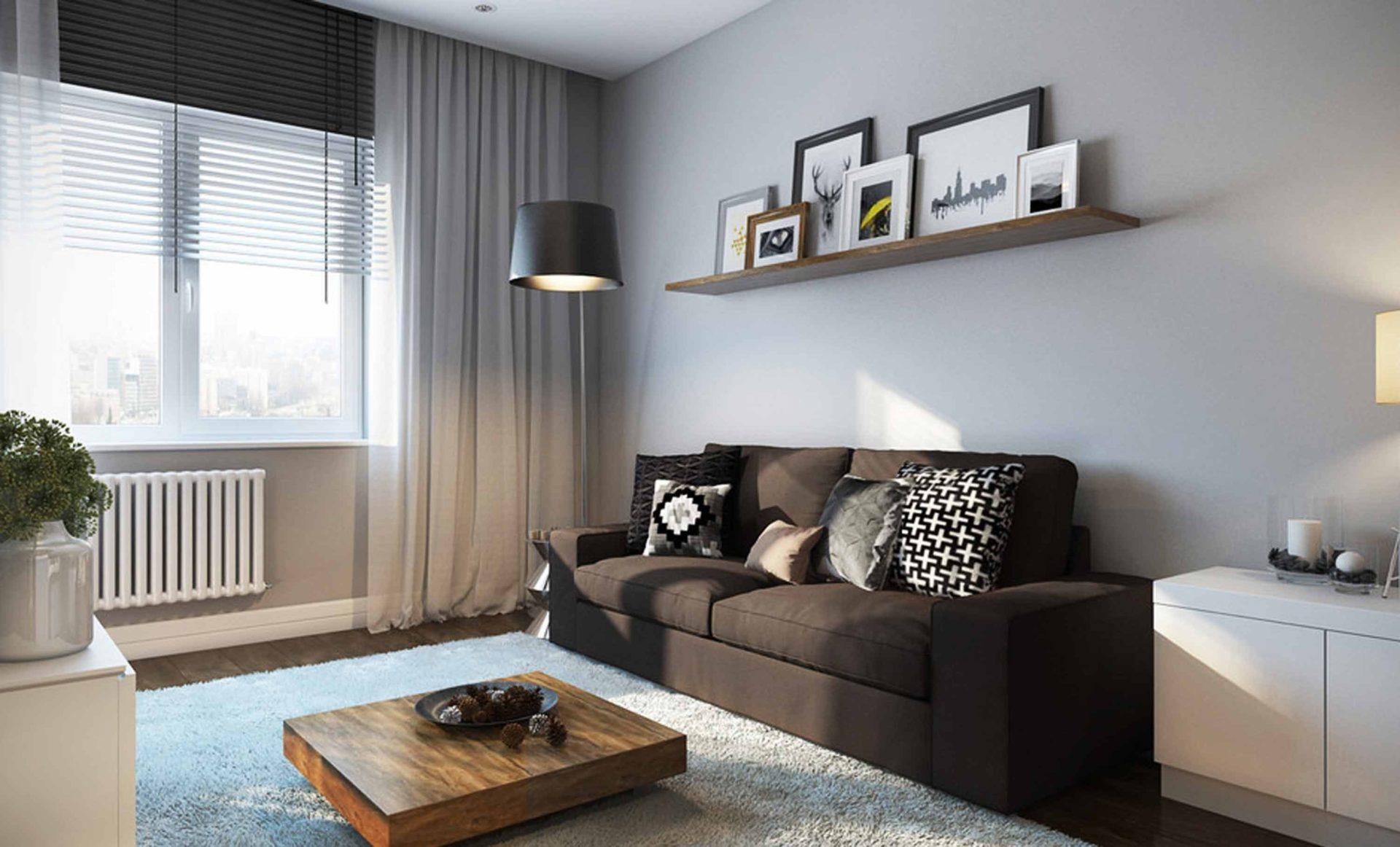 Стоимость ремонта однокомнатной квартиры в домах серии п 44.